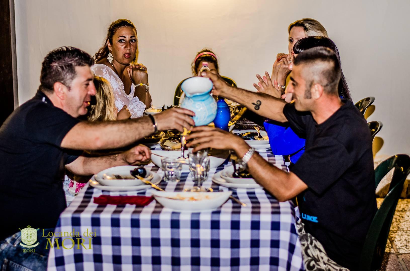 mangiare bene Locanda dei Mori Santa Teresa Gallura